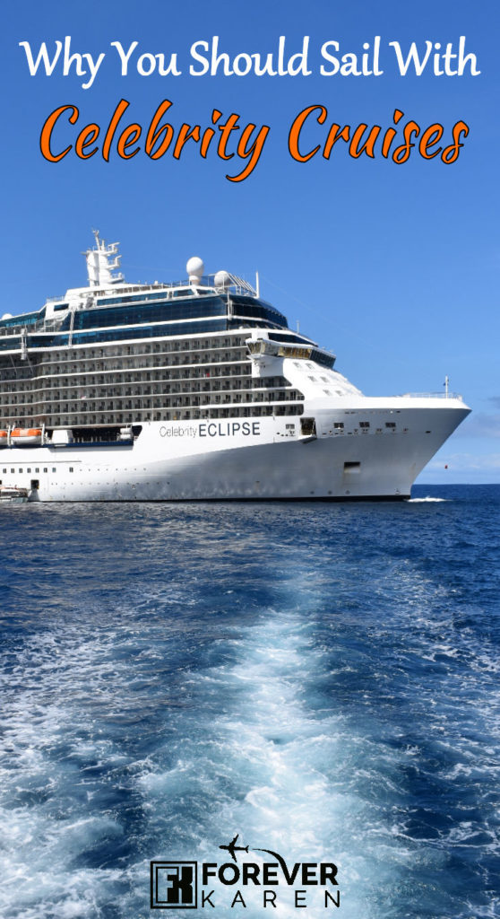 Top 12 Reasons To Sail With Celebrity Cruises